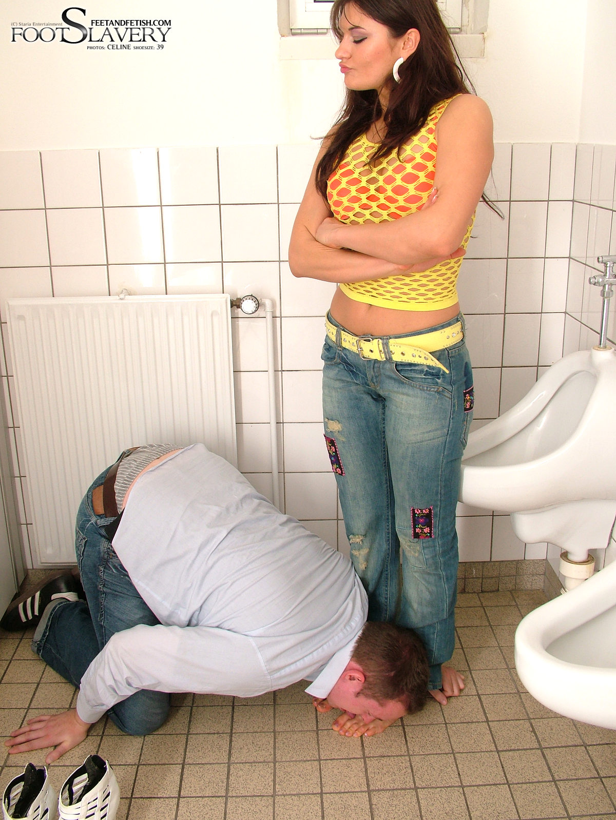 Fetish toilet training