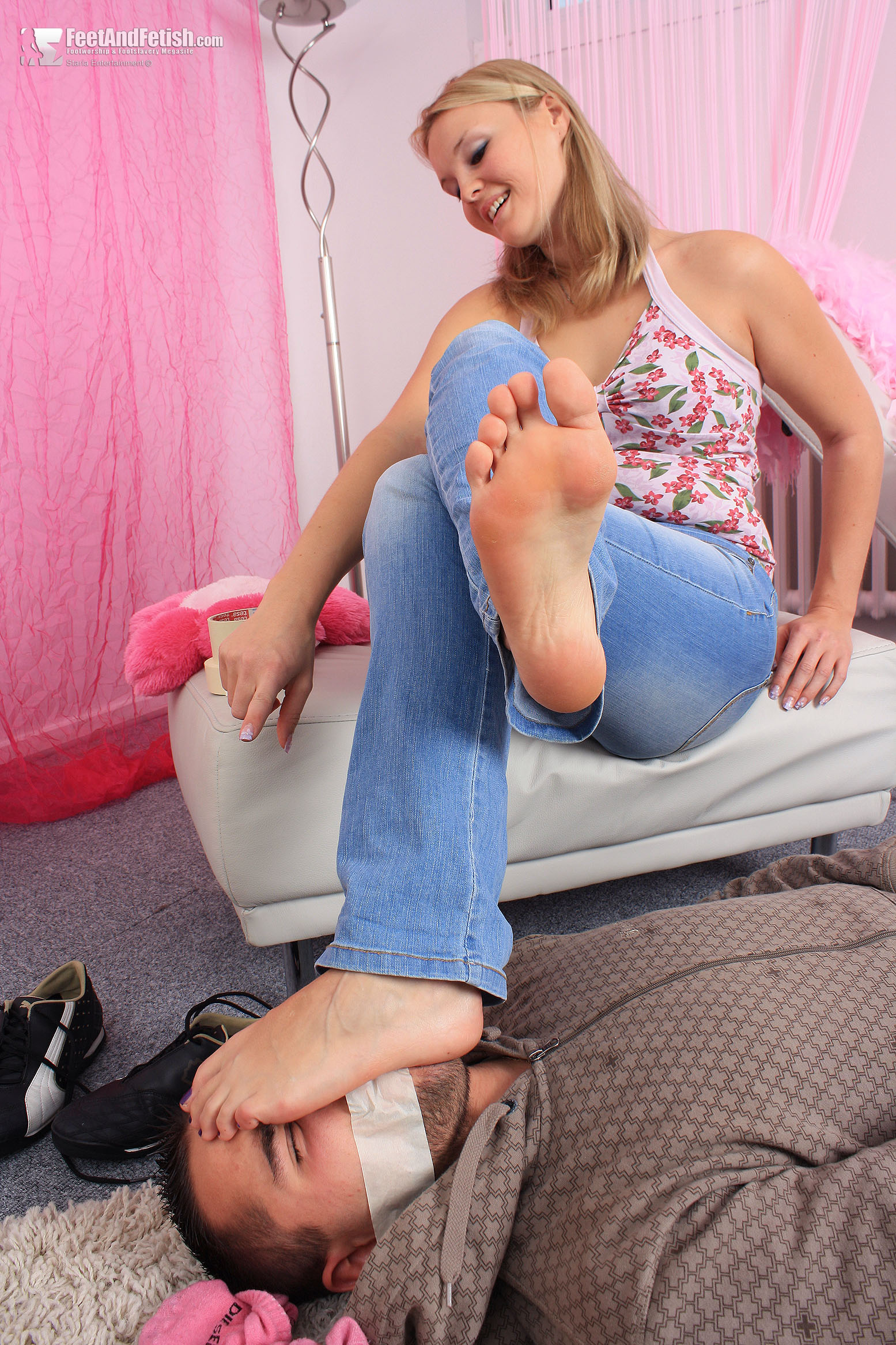 Apologise, but, fetish foot free site view